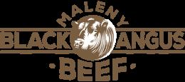 Maleny Black Angus Beef logo